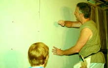 How to Hang Sheetrock